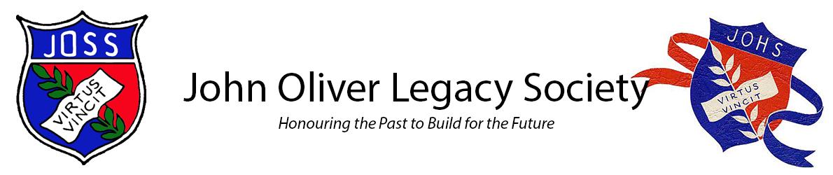 John Oliver Legacy Society